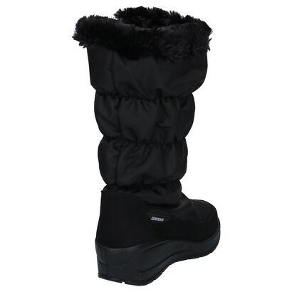 Skandia Bottes de neige en Noir en synthétique (277426)