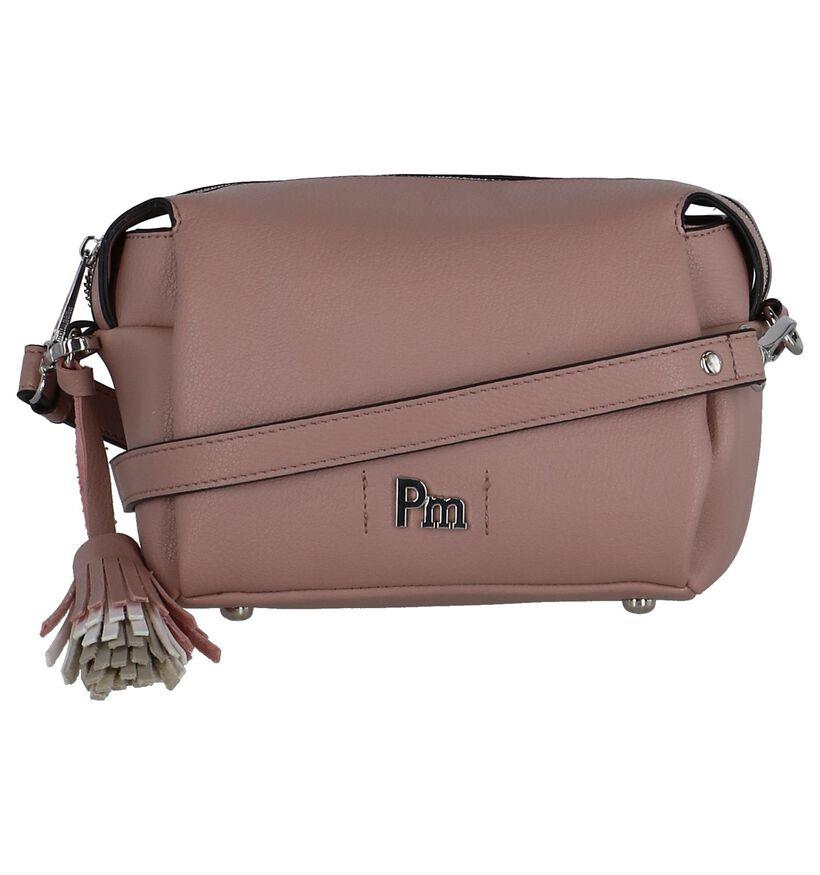 Pepe Moll Sac porté croisé en Rose en simili cuir (250474)