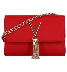 Valentino Handbags Divina Sac à bandoulière en Noir en simili cuir (290866)