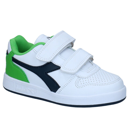 Diadora Playground PS Witte Sneakers
