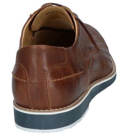 River Woods Chaussures habillées en Cognac en cuir (246513)