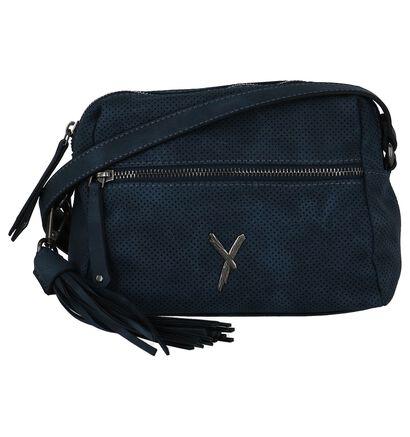 Blauwe Suri Frey Romy Crossbody Tas, Blauw, pdp