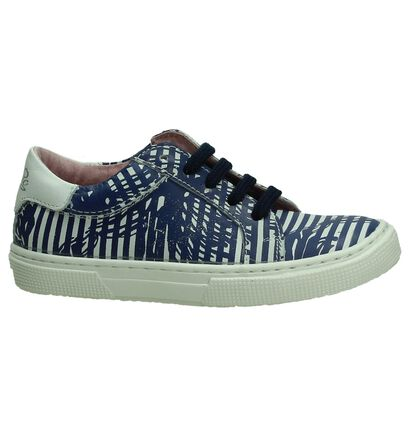 Blauw/Witte Sneaker Le Chic, Blauw, pdp