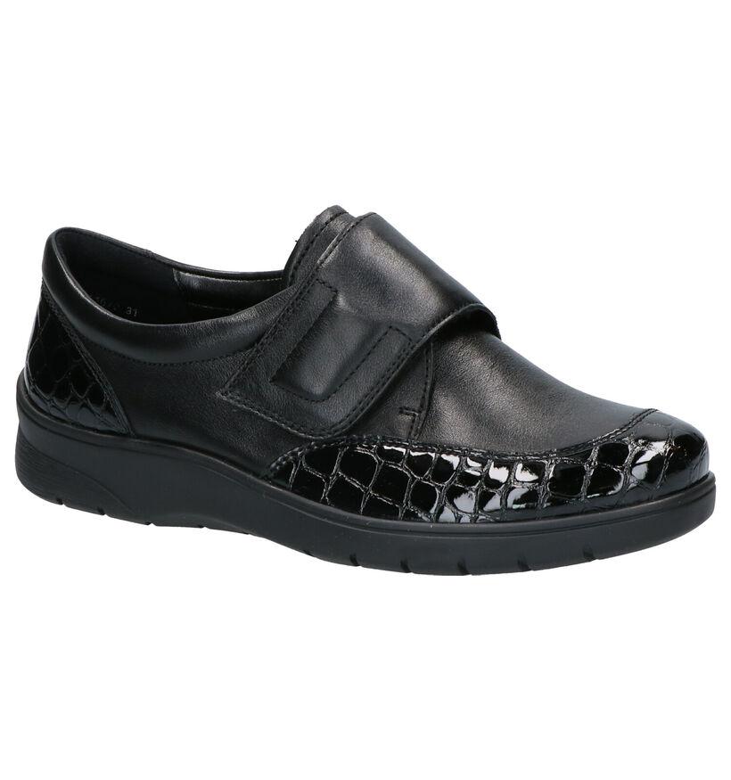 Ara Meran Chaussures basses en Noir en cuir (260848)