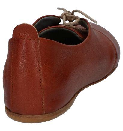 Lilimill Chaussures à lacets  (Cognac), Cognac, pdp