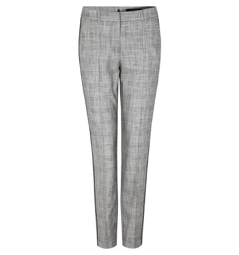 comma Pantalon Classique en Gris (278151)
