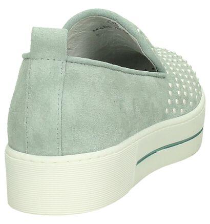 Louisa Chaussures slip-on  (Rose clair), Bleu, pdp