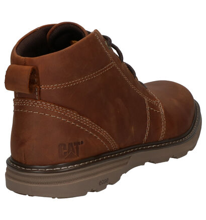 Caterpillar Trey Bruine Boots in leer (256185)