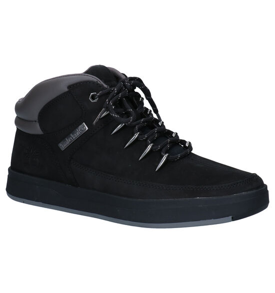 Timberland Davis Square Hiker Bottines en Noir