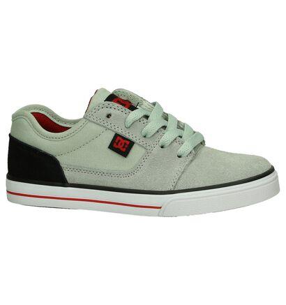 DC Shoes Skate sneakers en Bleu foncé en textile (200439)