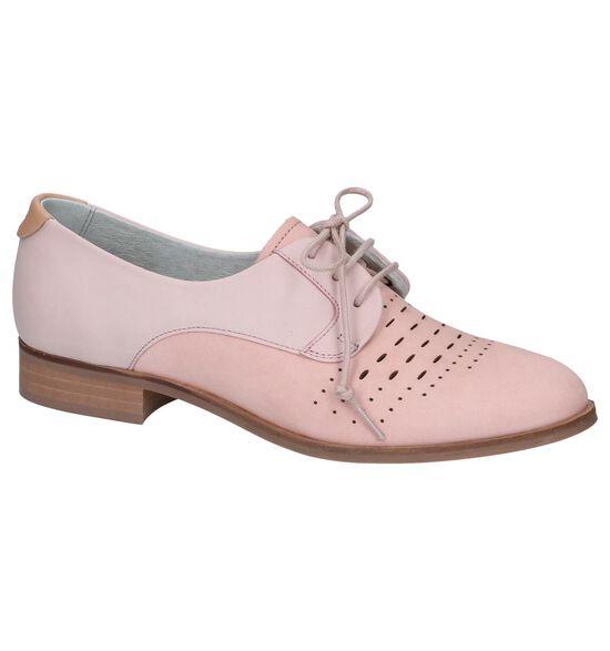 Creation of Minds Chaussures à lacets en Rose