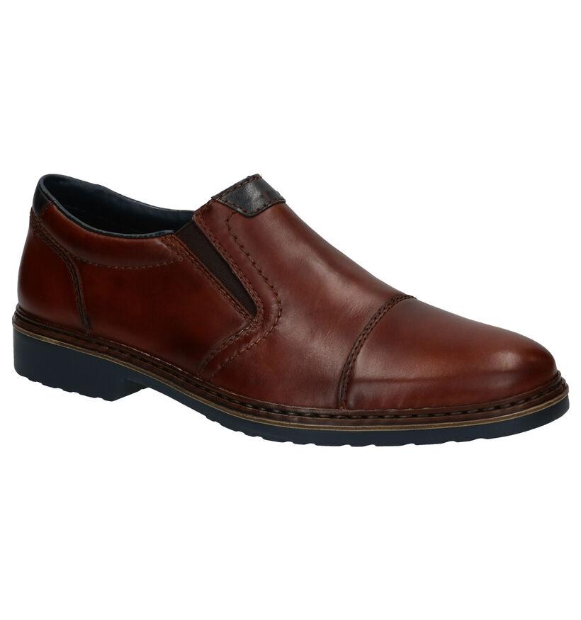 Rieker Chaussures habillées en Cognac en cuir (281846)