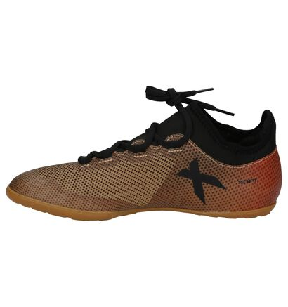 Gouden Sportschoenen adidas X Tango, Goud, pdp