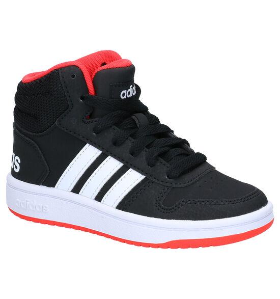 Adidas Hoops Zwarte Sneakers