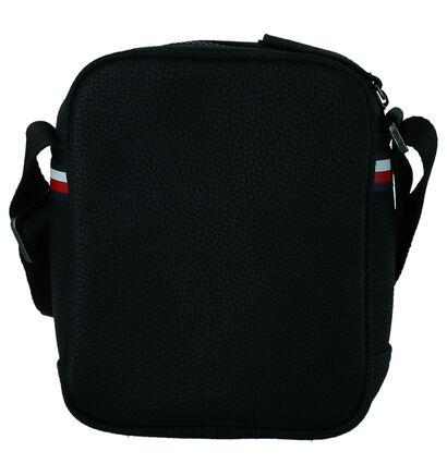 Tommy Hilfiger Essential Zwarte Crossbody Tas in kunstleer (257031)