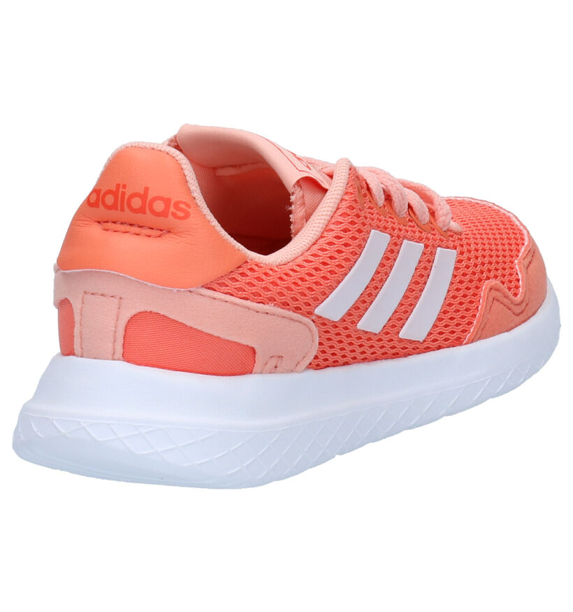 adidas Archivo Witte Sneakers in stof (252512)