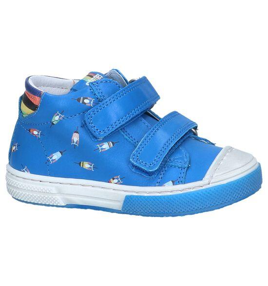 STONES and BONES Chaussures hautes en Bleu