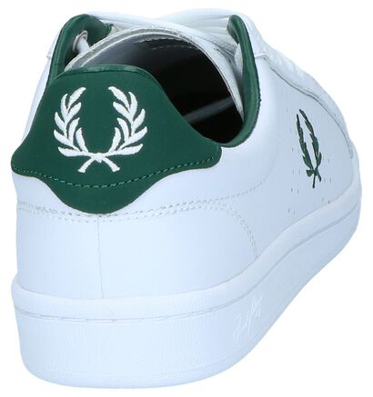 Fred Perry Baskets basses  (Blanc), Blanc, pdp