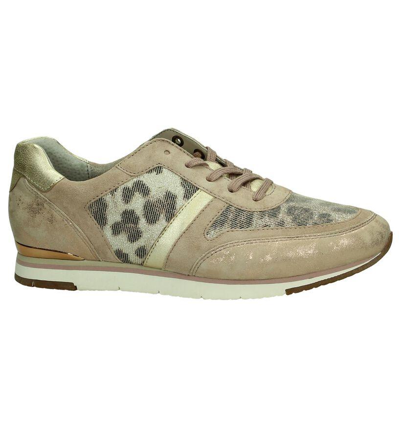 Gabor Best Fitting Roze Sneakers in nubuck (191833)