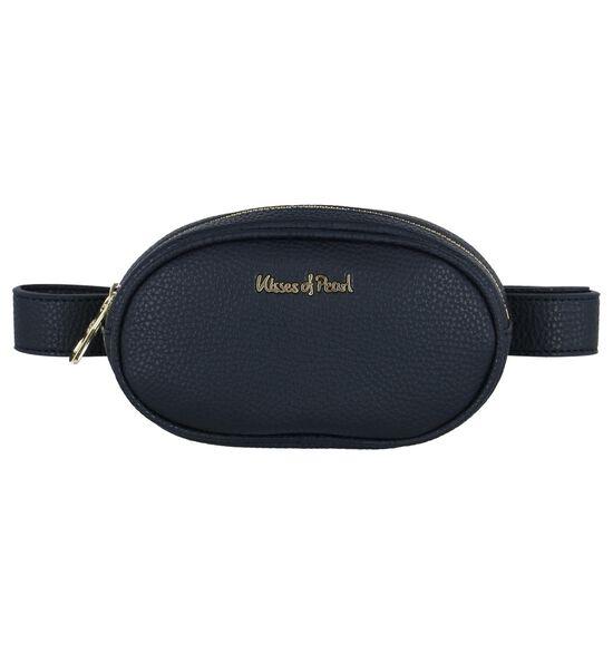 Donkerblauwe Belt bag Kisses of Pearl Chloe