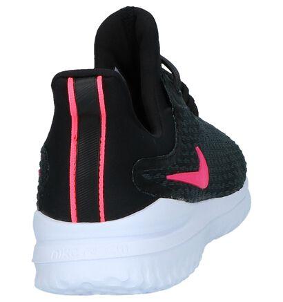 Nike Slip-on en Noir en textile (222211)