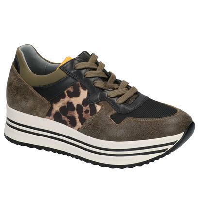 NeroGiardini Multicolor Sneakers in leer (255328)