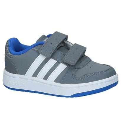 adidas Hoops Zwarte Sneakers, Grijs, pdp