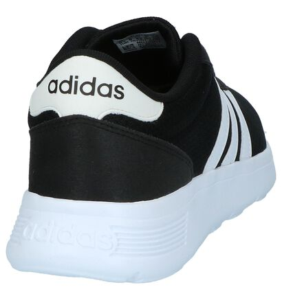 adidas Lite Racer Baskets en Gris en simili cuir (261829)