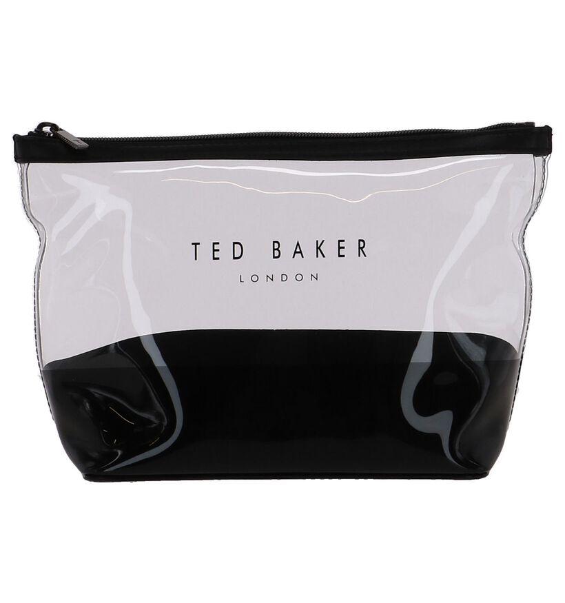 Zwart Make-up Tasje Ted Baker Gardini in kunstleer (251689)