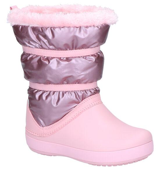 Crocs Crocband Roze Snowboots