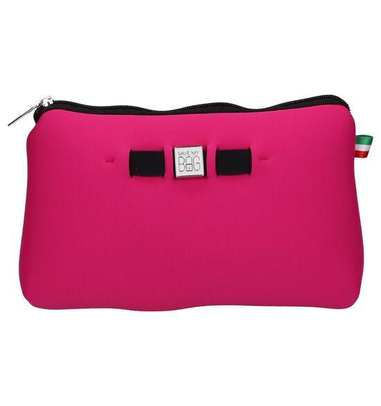 Save My Bag Travel Pouch Make-up Tasje Fuchsia