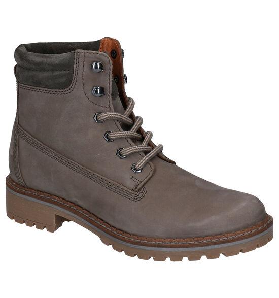 Dazzle Grijze Boots