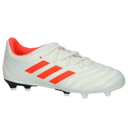 adidas Copa Chaussures de foot en Beige en simili cuir (236096)