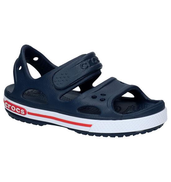 Crocs Crocband Blauwe Watersandalen