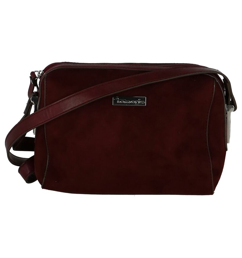 Bordeaux Crossbody Tas Tamaris Nadine in kunstleer (232933)