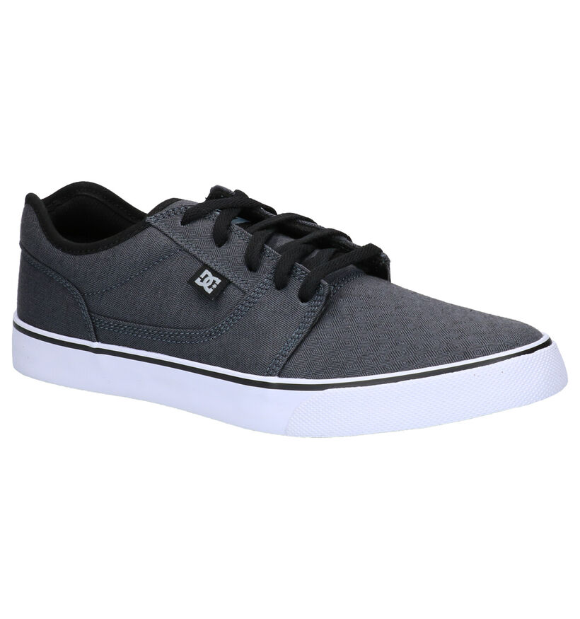 DC Shoes Tonik Chaussures de Skate en Gris en textile (263839)