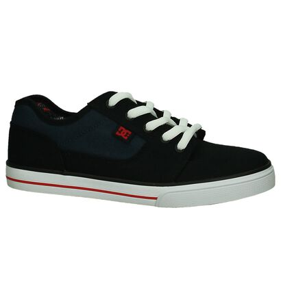 Zwarte Skater DC Shoes Tonik in stof (198603)