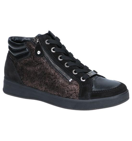 Ara Rom Zwarte Sneakers
