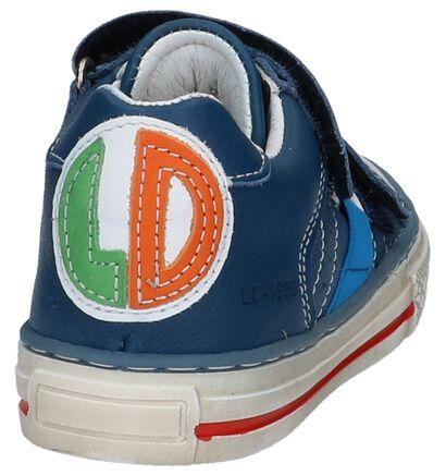 Velcroschoenen Blauw Little David Sonny, Blauw, pdp