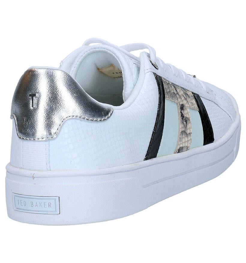 Ted Baker Chaussures à lacets en Blanc en cuir (269995)
