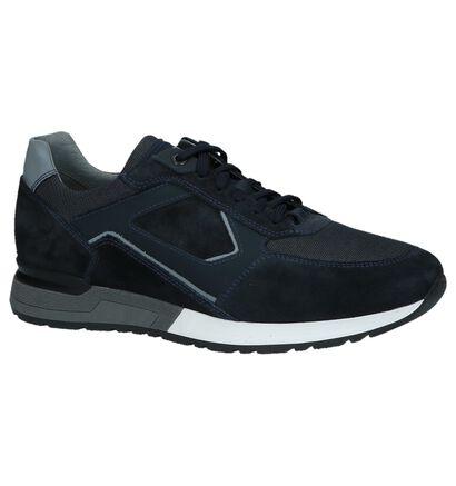 Zwarte Geklede Sneakers NeroGiardini in imitatieleer (250214)