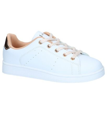 Witte Sneakers Milo & Mila By Torfs, Wit, pdp