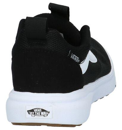 Vans Ultrarange Baskets basses en Noir en textile (200571)