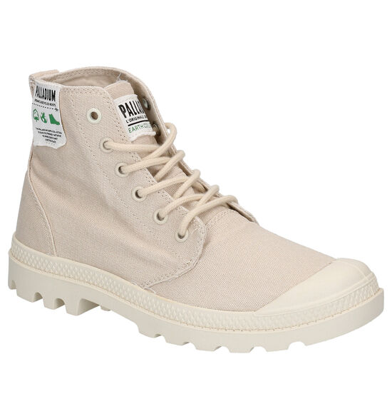 Palladium Organic Bottines en Beige