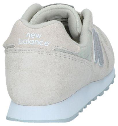 New Balance Baskets basses  (Noir), Beige, pdp