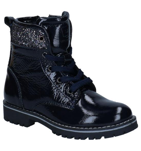 Little David Zafira Blauwe Boots