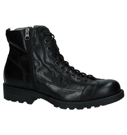 NeroGiardini Boots Zwart, Zwart, pdp