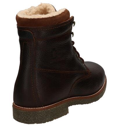Panama Jack Ghent Bruine Boots in leer (259286)