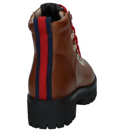 Steve Madden Boomer Witte Boots in leer (229771)