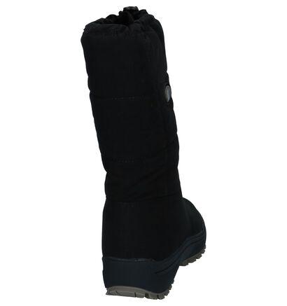 Olang Bottes de neige en Noir en textile (233048)